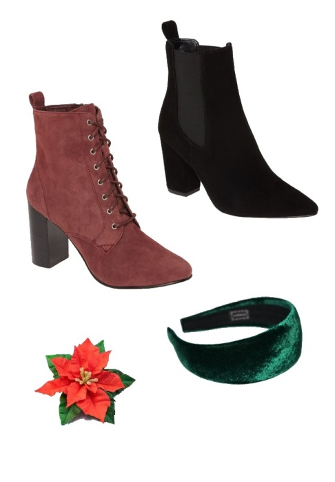 dickens christmas accessories