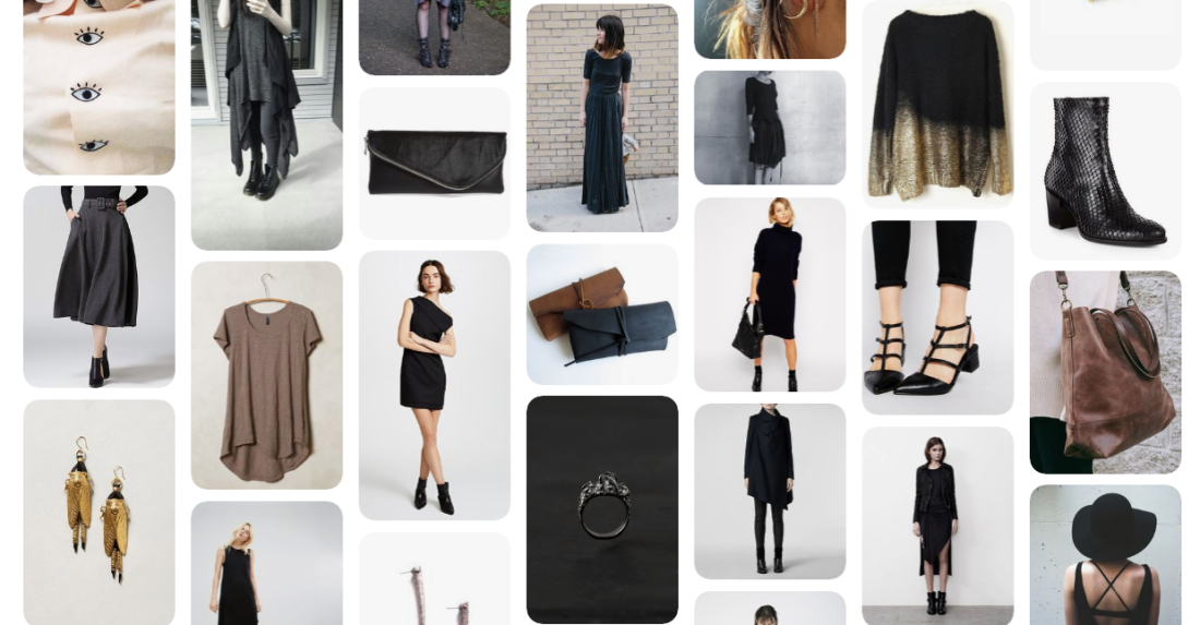 low key witch styleboard 2018